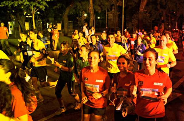 Carrera nocturna LPA Night Run: una ventana al mundo