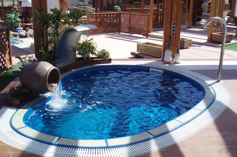 Pásate a las piscinas de agua salada