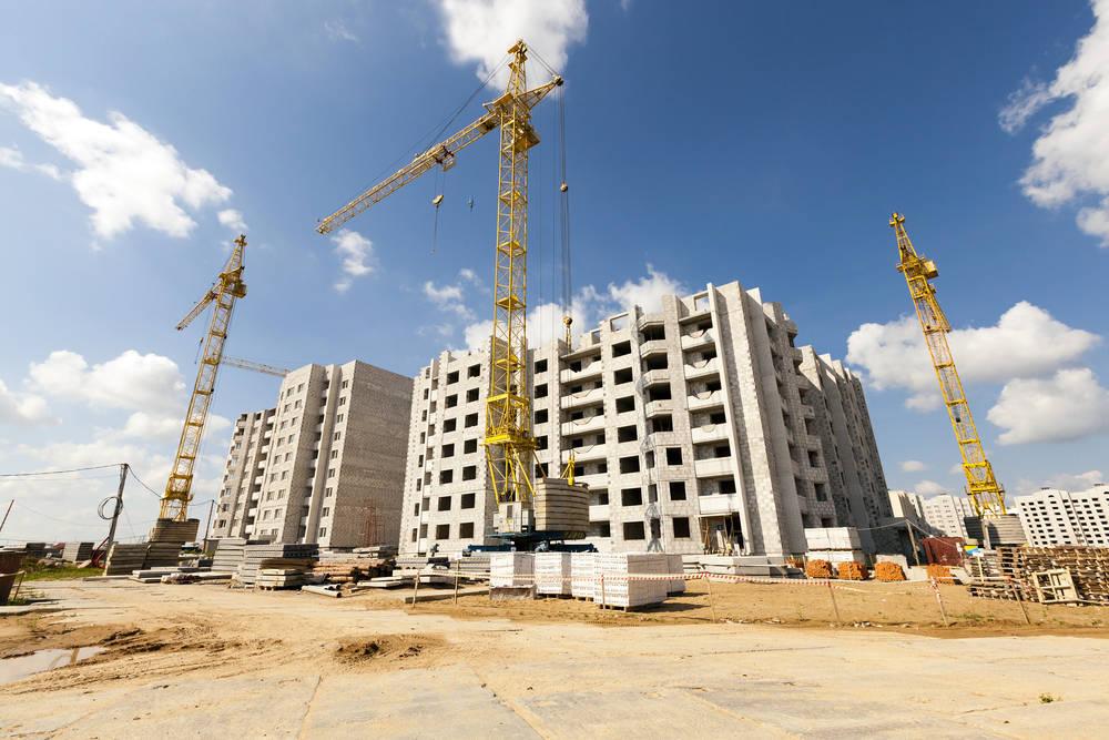 La construcción tira de la economía en Canarias