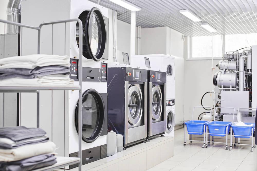 Lavandería de autoservicio en las islas, éxito seguro